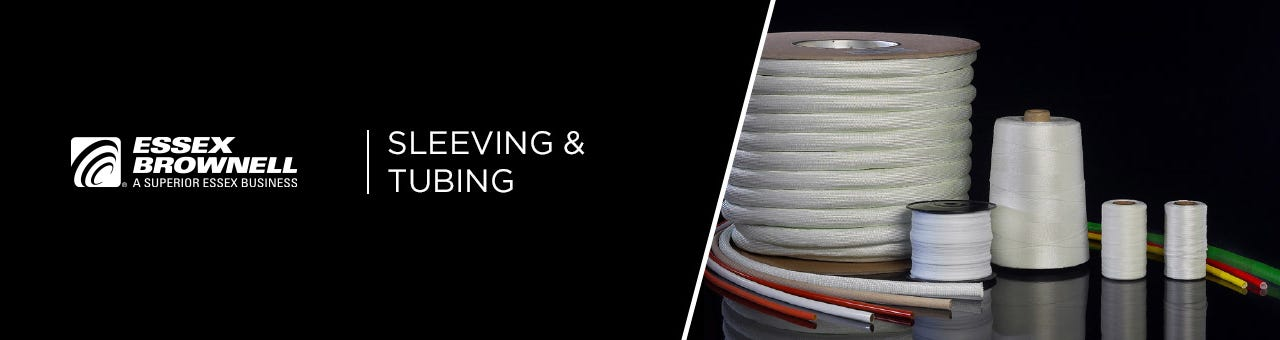 Sleeving and Tubing