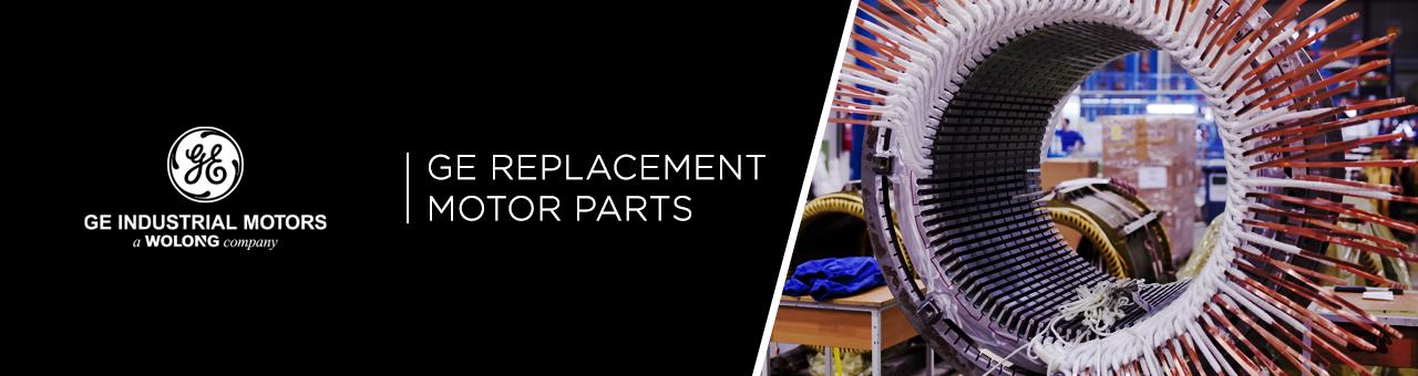 Shop GE Replacement Motor Parts Online