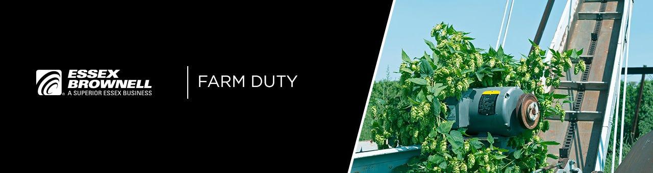 Farm Duty Motors
