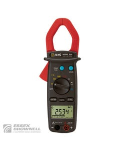 AEMC (Catalog: 2117.70) Clamp-On Meter