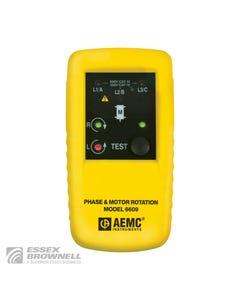 AEMC (Catalog: 2121.11) Phase Rotation Meter