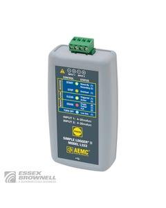 AEMC (Catalog: 2126.06) Power Quality Data Logger
