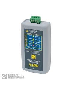 AEMC (Catalog: 2126.07) Power Quality Data Logger