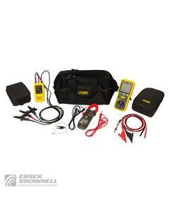 AEMC (Catalog: 2133.10) Phase Rotation Motor Test Kit