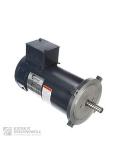 Century - DC Motors, Totally Enclosed, Nonvented, DC Motor