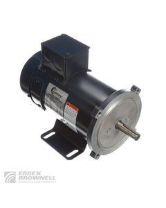 Century - DC Motors, Totally Enclosed, Fan-Cooled, DC Motor