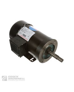 Century Close Coupled Pump Motors, Totally Enclosed, Fan-Cooled, 3 Phase