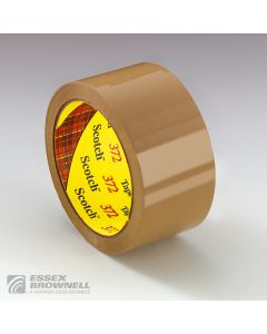 Flexible Insulation | Tapes | Packaging Tapes | Polypropylene Backing | Rubber Adhesive | 3M-372
