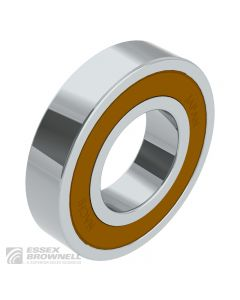 NACHI 600 SERIES SINGLE ROW DEEP-GROOVE RADIAL BALL BEARINGS