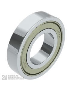 NACHI 6000 SERIES SINGLE ROW DEEP-GROOVE RADIAL BALL BEARINGS