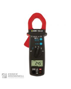 AEMC (Catalog: 2117.22) Clamp-On Meter