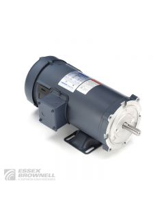 Leeson - DC Motors, Totally Enclosed, Fan-Cooled, DC Motor