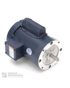 Leeson Sump Pump Motors, Totally Enclosed, Fan-Cooled,