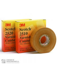 3M 2510 VARNISH CAMBRIC1IN X 36YD