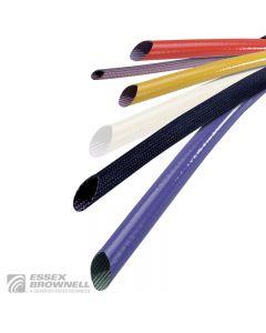 Suflex Silicone Rubber HD Fiberglass Sleeving - Grade C