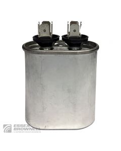 Capacitor Run Oval Dual-MFD 370 Volt
