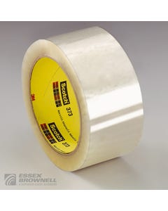 Flexible Insulation | Tapes | Packaging Tapes | Polypropylene Backing | Rubber Adhesive | 3M-373