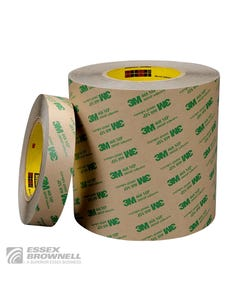 Flexible Insulation   Tapes   Electrical Tapes   Paper Backing   Acrylic Adhesive   3M-468
