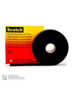 Flexible Insulation | Tapes | Electrical Tapes | Rubber Backing | 3M-23