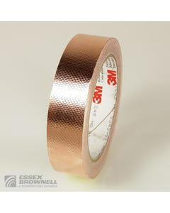 Flexible Insulation | Tapes | Electrical Tapes | Copper Backing | Acrylic Adhesive | 3M-1194