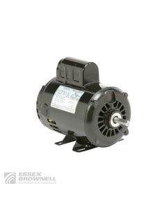Nidec Air Compressor Farm Duty, Open Drip Proof, Cap start, cap run