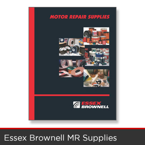 Essex Brownell - Motor Repair Supplies Catalog