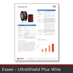 Essex - Ultrashield Plus Wire Data Sheet